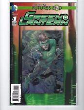GREEN LANTERN #1 FUTURES END 3D COVER NEW 52 NEAR MINT UNREAD COPY #cdec16-1530