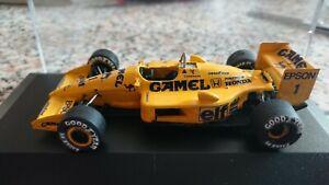 Lotus 100T N.Piquet Bresil GP .Tameo kit hand built no Spark BBR Meri