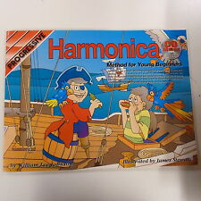 Harmonica progressive Harmonice incl. CD, William Lee Johnson