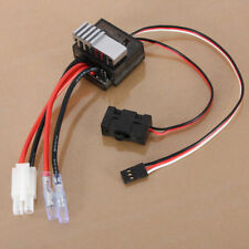 320A ESC Brushed Brush Speed Controller RC Car Truck Boat Reverse 1/8 1/10 UK