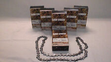 "18"" Chain Saw chain 3/8LPX.050x 62 links.Fits Echo,Sears,Poulan,Sm Husky. 6-pack"