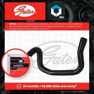 Radiator Hose fits CITROEN C2 JM 1.4 Lower 03 to 09 Coolant Gates 1351FR Quality
