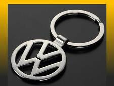 VW Key Ring NEW - Volkswagen Polo Golf Passat CC Eos Chain Keyring + Gift Pouch
