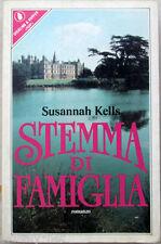 1988 Susannah Kells -STEMMA DI FAMIGLIA - Sperling & Kupfer editori