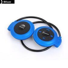 Mini503 Bluetooth 4.0 Headset Sport Wireless  Music Stereo Earphones Blue