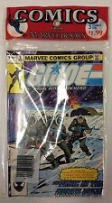 MARVEL GI JOE #2 26 27 2nd prints PRE-BAGGED 3 PACK SET! SNAKE EYES ORIGIN! CGC?
