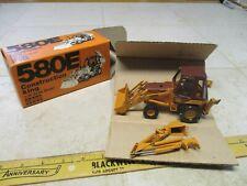 VTG Case 580E Construction King 1/35 Model Conrad Germany Backhoe Loader Toy