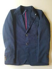 Mulish JKS 922 señores de tu chaqueta blazer chaqueta tipo. Doraemon GR: 50 azul oscuro