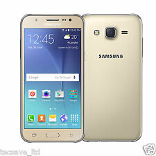 SAMSUNG GALAXY J500H DUAL SIM J5 DUAL SIM 4G LTE TPNONE  8GB GOLD UNLOCK