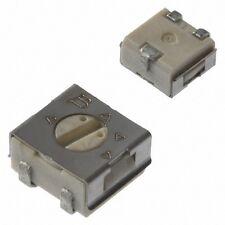 BOURNS 100 Ohm POT 3314J-1-101E 4mm Square SMD, 50pcs
