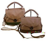 Curuba Handtasche Cookie Umhängetasche Henkel Tasche Umhänger  Leder-Optik