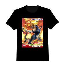 GMK: Godzilla Mothra King Ghidorah - Custom Adult T-Shirt (012)