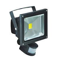 PROJECTEUR PROJO SPOT LAMPE A LED 20W ETANCHE EXTERIEUR AVEC DETECTEUR PRESENCE