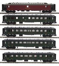 MTH 20-60019-2 coffret 5 voitures OCEM SNCF 1945-1956 1/43,5  2-rails Fine Scale