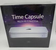 Apple Time Capsule 802.11n W-Fi Hard Drive 1TB, MC343LL/A (A1355) White.