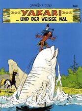 Yakari | banda nº 7 |... y la ballena blanca | indios-cómics | derib + job | nuevo
