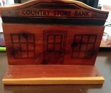"Cedar""Country Store Bank"""