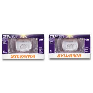 Sylvania XtraVision - Two 1 Packs - H4701XV Light Bulb Fog Daytime Running rr