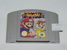 Nintendo 64 Super Smash Bros (cartucho/cartridge)