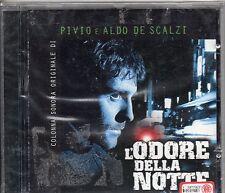 PIVIO ALDO DE SCALZI CD fuori catalogo OST L'ODORE DELLA NOTTE sealed NEW TROLLS