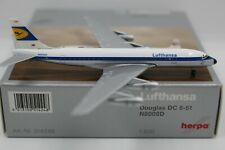Herpa Wings 1:500 Lufthansa Douglas DC-8-51 (514248) Limited Edition 1200 Ex
