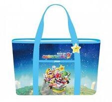 Mario Party 9 Taiwan Hong Kong Limited bonus Bag Asia Wii ULTRA RARE
