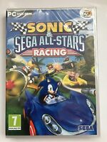 Sonic Sega All-Stars Racing (PC DVD-ROM)