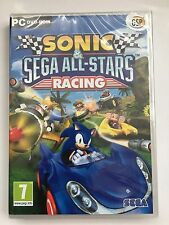 SONIC Sega All-Stars Racing (PC DVD-ROM)