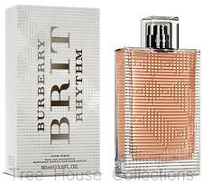 Treehousecollections: Burberry Brit Rhythm EDT Perfume Spray For Women 100ml