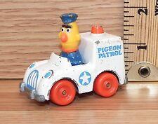 "Playskool 1983 Sesame Street ""Bert's Pigeon Patrol Car"" Toy Only *Read*"