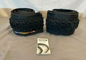 Ritchey SpeedMax Alpha Front & Omega Rear 26x1.9 Folding Mountain Bike Tires NEW