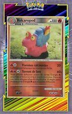 🌈Volcaropod Reverse - HS04:Indomptable - 6/90 - Carte Pokemon Neuve Française