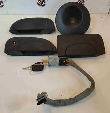 Renault Kangoo 2003-2007 Ignition Barrel Key Set Lock Blade Door