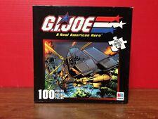 2002 GI Joe 100 Piece Jigsaw Puzzle By Milton Bradley 49260-2