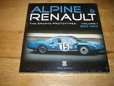 Alpine& Renault-The Sports Prototypes Vol 1 1963-1969.Was £34.99  (sealed book)