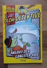 Die Olchis - Olchi Detektive - Angriff der Gangster Haie - McDonalds Ausgabe