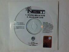 NEST Scusa bella  cd singolo PR0M0 RARISSIMO