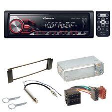 PIONEER mvh-280fd Autoradio USB FLAC mp3 KIT installazione per Seat Leon 1m Toledo 1m