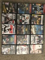 Playstation 2 PS2 Game Lot - 30 Games - See Pics For All