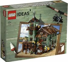 LEGO Ideas 21310 Old Fishing Store BRAND NEW SEALED