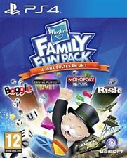 Hasbro Family Fun Pack PS4  VF NEUF SOUS BLISTER