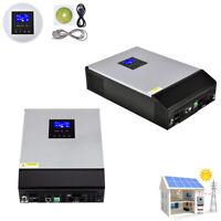 Neu Solar Power Inverter 3KVA/5KVA Inverter Wechselrichter 24V/48V PWM