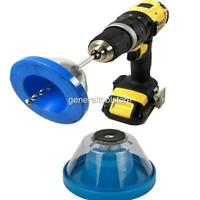 Drill Dust Collector Fits Any Drill and Bit From 4 to 10 mm Walls - Ceilings  PE
