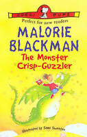 The Monster Crisp-Guzzler, Blackman, Malorie, Very Good Book
