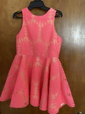 pippa and julie dress, pink, size 7