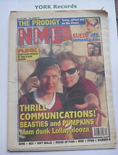 NEW MUSICAL EXPRESS NME - July 30 1994 - BEASTIE BOYS / GENE / HEX / 60FT DOLLS