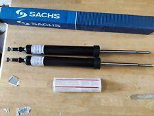 2x SACHS Stoßdämpfer für BMW 1er E81 E82 E87 E88 3er E90 E91 E92 E93 Hinterachse