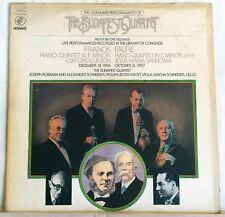Franck & Fauré, Budapest String Quartet - Columbia Odyssey Vinyl-LP, Y 33315