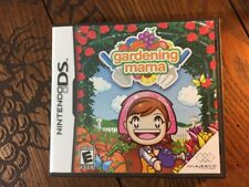 Gardening Mama (Nintendo DS) - Complete and Guaranteed