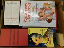 42 Bücher Hardcover Romane Sachbücher verschiedene Themen Paket 1